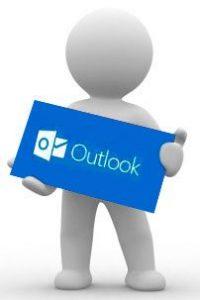 configurar una cuenta de Outlook