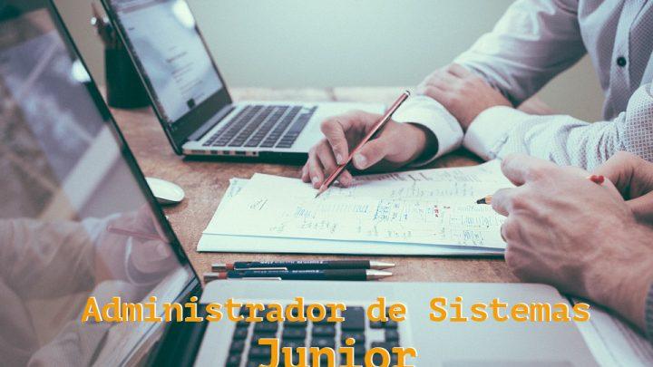 Buscamos Técnico soporte / Administrador de sistemas Junior