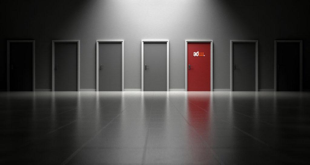puerta adw