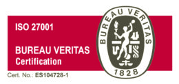 logo ISO 27001 ADW