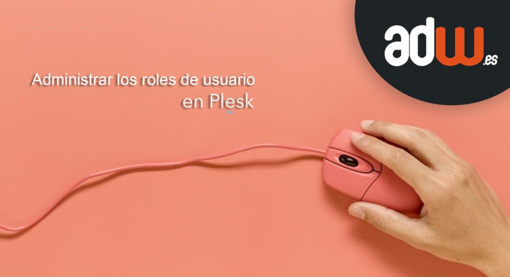 Roles de Usuario en Plesk