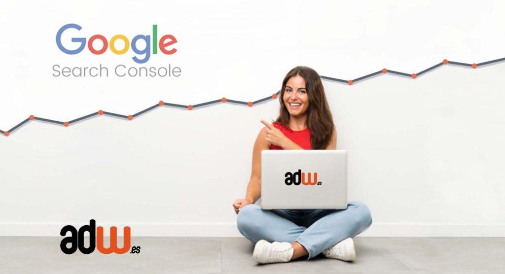 Indexación de un sitio web desde Search Console